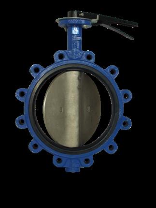 Valvotubi lug butterfly valve art.1410-1411