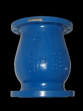 Valvotubi venturi noozle check valve art.116