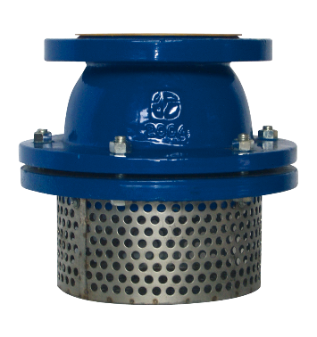Valvotubi foot strainer without valve art.105