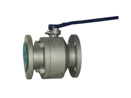 Valvotubi A216WCB floating ball valve ansi #300 art.20009