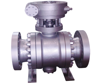 Valvotubi trunnion mounted ball valve ansi #150 art.30008