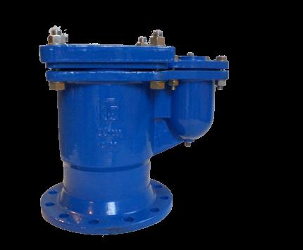 Valvotubi double ball air valve art.701-710-711